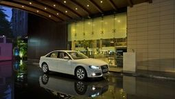 هتل پارک پلازا کلکته هند
