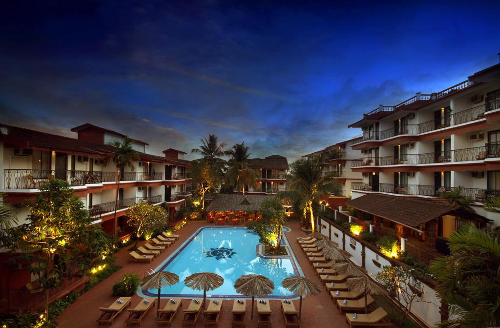 هتل پراید سان ویلیج ریزورت اند اسپا گوا - لیست قیمت هتل های 4 ستاره گوا