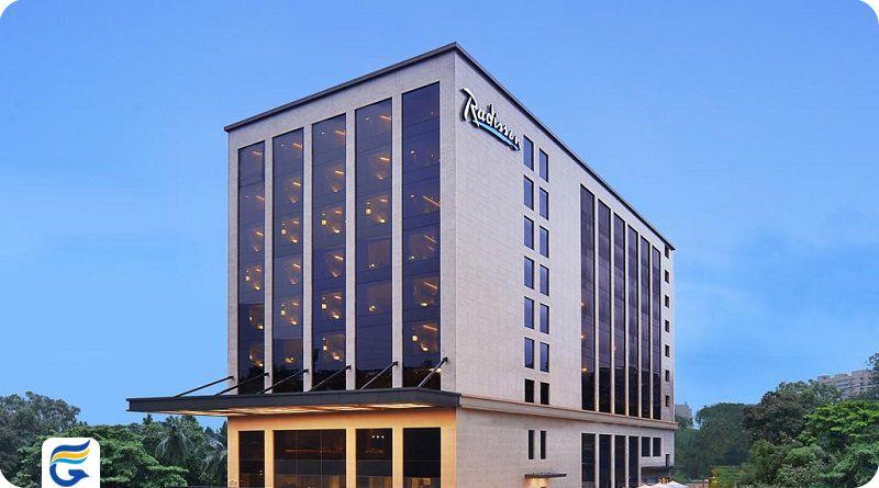 هتل رادیسون بمبئی - هتل های استخر دار بمبئی