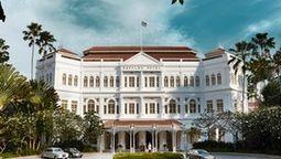 هتل رافلس سنگاپور