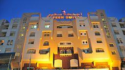 هتل آپارتمان سفیر مسقط عمان