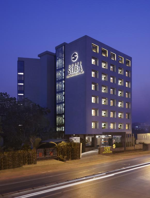 هتل سوبا اینترنشنال بمبئی - بهترین هتل های بمبئی