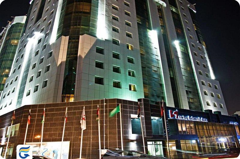 سوئیس بل هتل دوحه - اجازه آپارتمان در دوحه