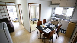 هتل آپارتمان تاکانو توکیو ژاپن