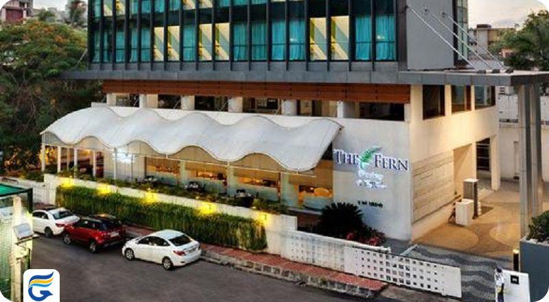 هتل فرن رزیدنسی بمبئی - ارزانترین هتل 4 ستاره بمبئی