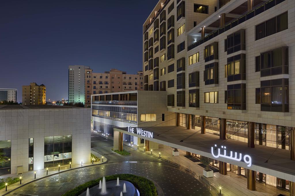 هتل وستین دوحه - کنسل کردن هتل های دوحه