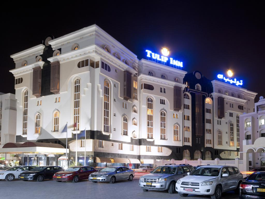 هتل تولیپ آی ان ان مسقط Tulip Inn Muscat Hotel - قیمت هتل 3 ستاره در عمان
