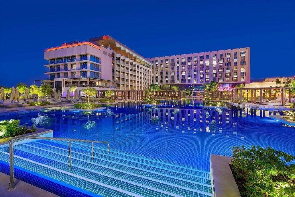 هتل دبلیو مسقط W Muscat hotel - بهترین هتل 5 ستاره مسقط - کنسل کردن هتل های مسقط