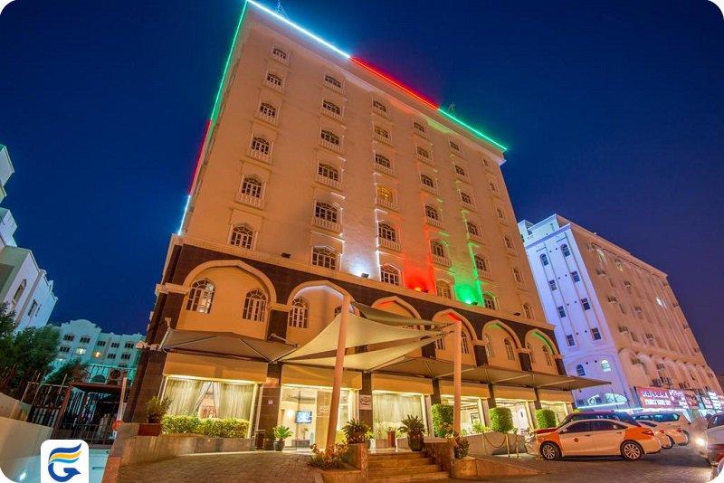 هتل اینترنشنال ویوز عمان Waves International Hotel - خرید بلیط هتل در عمان
