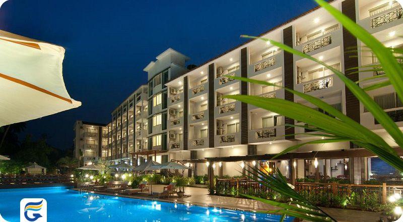 هتل ناگوا گرنده گوا - ارزانترین هتل های گوا ساحلی