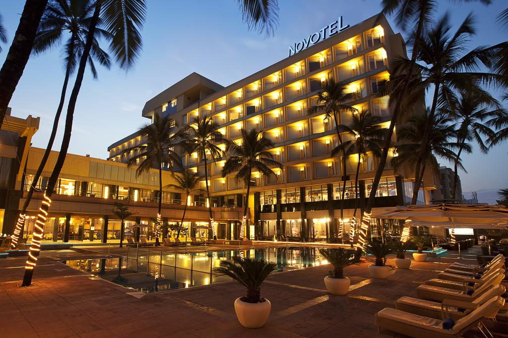 هتل نووتل بمبئی - هتل بمبئی