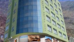 هتل آلمودنا لاپاز بولیوی