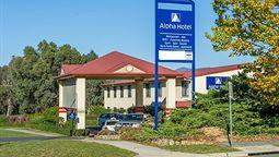 هتل آلفا کانبرا استرالیا