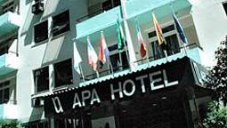 هتل آپا ریودوژانیرو برزیل
