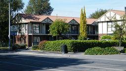 هتل آرگیل آن د پارک کرایست چرچ نیوزیلند