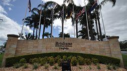 هتل اینترنشنال بریزبن استرالیا