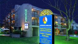 هتل کپیتال اکزکیوتیو کانبرا استرالیا