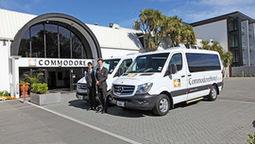 هتل کومودور کرایست چرچ نیوزیلند