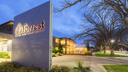 هتل فارست کانبرا استرالیا