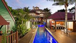 هتل فرانکلین ویلا بریزبن استرالیا