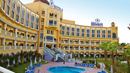 هتل هلنان دریم لند قاهره مصر