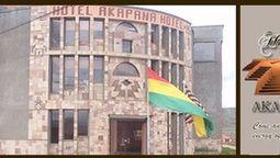 هتل آکاپانا لاپاز بولیوی
