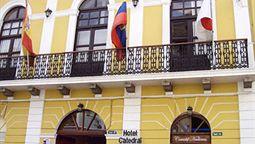 هتل کتدرال اینترنشنال کیتو اکوادور