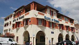 هتل ده فرانس آنتاناناریوو ماداگاسکار