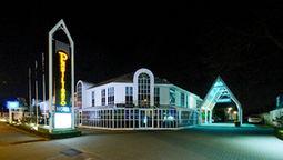 هتل پاویلیونز کرایست چرچ نیوزیلند