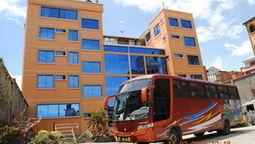 هتل پرلا دل لاگو لاپاز بولیوی