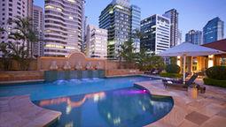 هتل کوی وست بریزبن استرالیا
