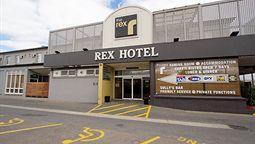 هتل رکس آدلاید استرالیا