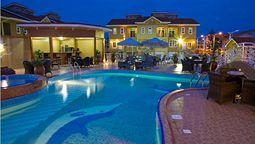 قیمت و رزرو هتل در آکرا غنا و دریافت واچر