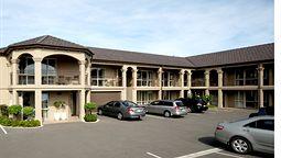هتل سالرنو کرایست چرچ نیوزیلند