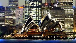 هتل مریوت سیدنی استرالیا