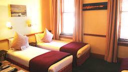 هتل کمبریج ولینگتون نیوزیلند