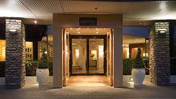 هتل جرج کرایست چرچ نیوزیلند