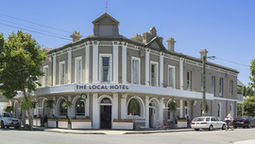 هتل لوکال پرت استرالیا