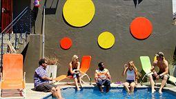 هاستل آشانتی بکپکرز گرین پوینت کیپ تاون آفریقای جنوبی