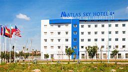هتل اطلس اسکای فرودگاه کازابلانکا مراکش