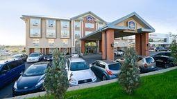 هتل بست وسترن پلاس سنتر این کلگری آلبرتا کانادا