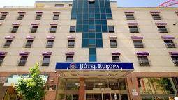 هتل بست وسترن پلاس یوروپا مونترال کبک کانادا