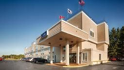 هتل بست وسترن کراس رود تاندر بی اونتاریو کانادا