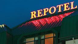 هتل چاتئو ریپورتال هنری پنجم کبک ایالت کبک کانادا