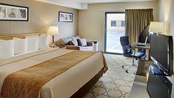 هتل کامفورت این تاندر بی اونتاریو کانادا
