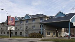 هتل کامفورت سوئیتز داون تاون ویندزور اونتاریو کانادا