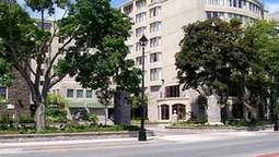 هتل کورت یارد بای مریوت هالیفاکس نوا اسکوشیا کانادا