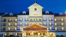 هتل کورت یارد مریوت پورت آو اسپاین ترینیداد و توباگو