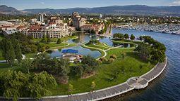 هتل دلتا گرند اوکاناگان کلونا بریتیش کلمبیا کانادا