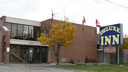 هتل دلوکس این تورنتو اونتاریو کانادا